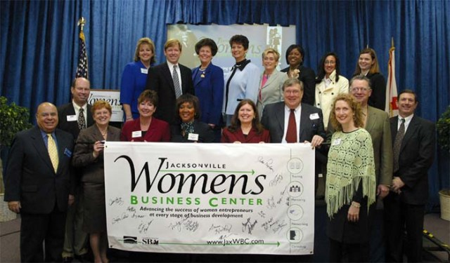 National, state and community leaders gather to launch the JWBC in 2004